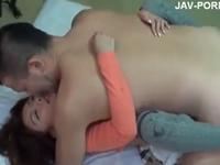 父と娘のラブラブセックス!大好きなお父さんとの近親相姦動画