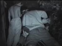 飲み会の帰りに泥酔した女友達をレイプしようとするヤンキーを盗撮