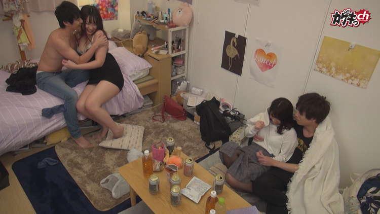 大学生の宅飲み観察4