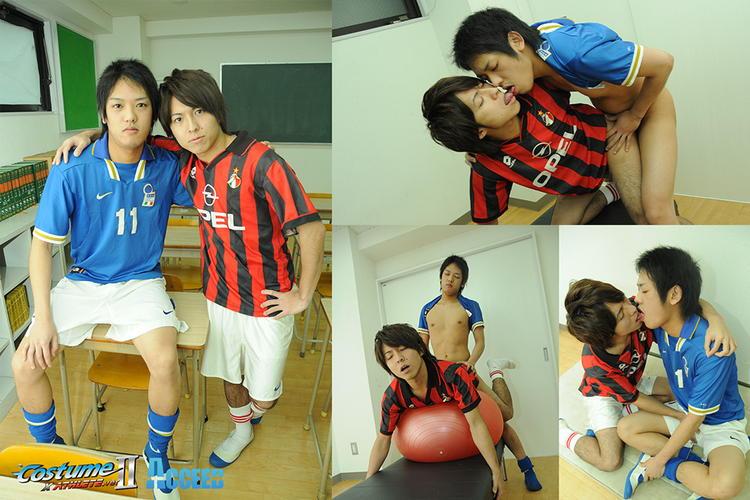 サッカー部員のBL…13